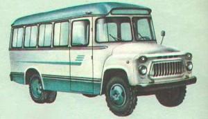 Автобус КАвЗ-685