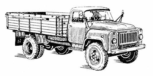 Тормозная система ГАЗ-53 (реферат)